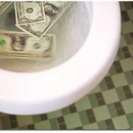 Почему произошло ослабление доллара США?