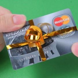 Банковская кредитная карта