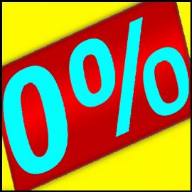Можно ли на самом деле взять беспроцентный кредит?