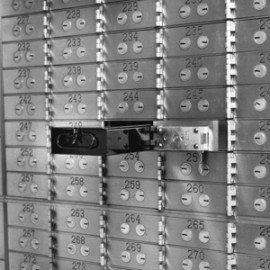 Система безопасности банковских сейфов