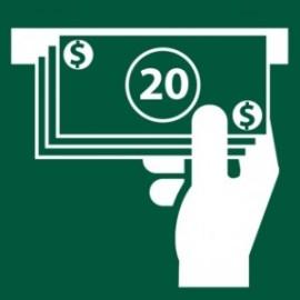 Как пополнить вклад через банкомат?