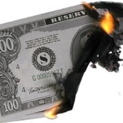 Как отличить фальшивые доллары от настоящих?